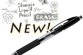 Sharpie Liquid Infused Pencil