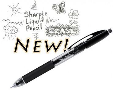 Sharpie Liquid Infused Pencil
