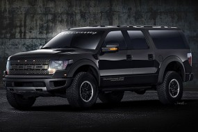 Hennessey Armored Performance Vehicles