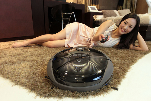 Tango Stealth- Super vacuum from Samsung