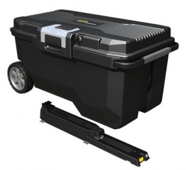Stanley Truck Box – Secure, Portable, Heavy