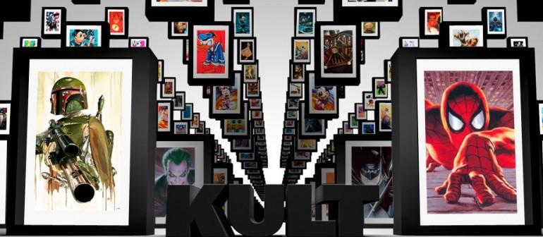 Kult Art- Every Cave Needs Art