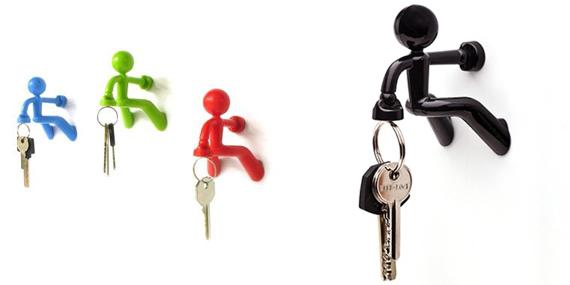 Key Holder Pete – Part stick man, part spider