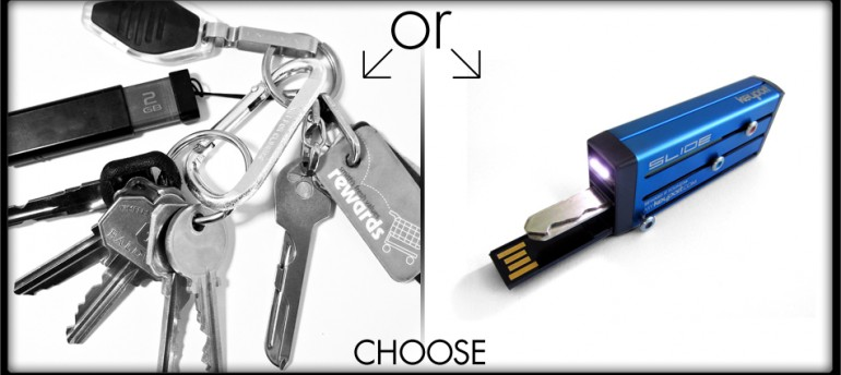 Keyport – Keep keys under control