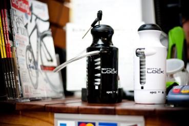 Kuat Bottle Lock – Lock your bike with a bottle