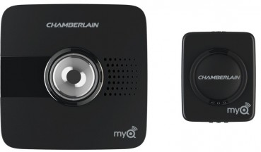 Chamberlain MYQ – Ultimate Garage door remote