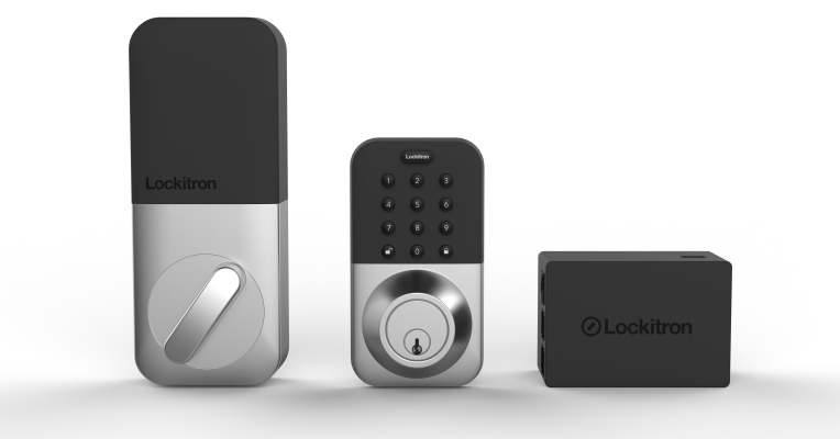 Lockitron Bolt – No dumb lock