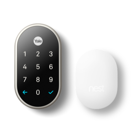 Nest x Yale Lock – Keep it safe